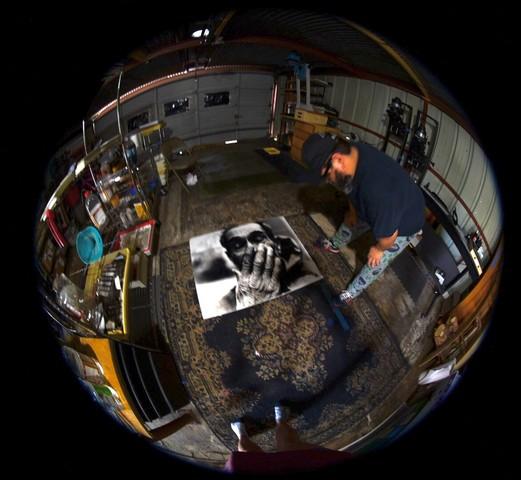 Friday Focus – David Salinas – Behind the scenes