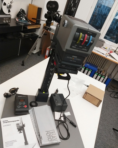 Buying an enlarger? New or Second Hand?