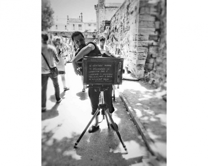 Friday Focus – Sébastien Bergeron – Street Box Camera manufacturer