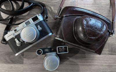 David Collyer – on how he met his Leica M3