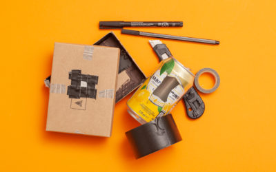 Pinholing for the Planless – Or: How to Make a Camera from Your Desk Junk. An Addendum.