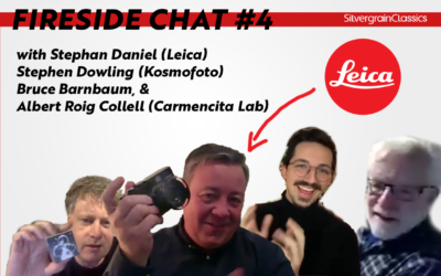 The Long Watch: Fireside Chat with Leica, Bruce Barnbaum, Carmencita Lab & Kosmo Foto