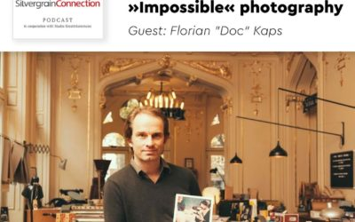 """Supersense – More Than an Impossible Project – Silvergrain Connection Podcast Episode 1 with Florian """"Doc"""" Kaps"""