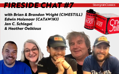Film Photography Fireside Chat #7