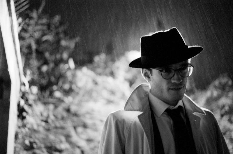 Agent Shadow – Friday Focus