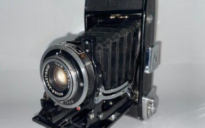 Shooting with the past – David Collyer – Friday Focus