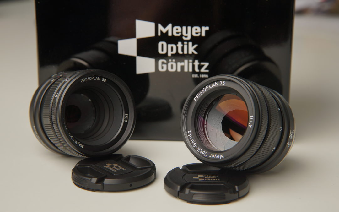 Meyer Optik Görlitz Videos: Factory Visit and Primoplan Lenses Unboxing & Test